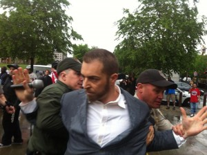 Kokesh arrested