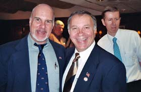 Ron Bass with Tom Tancredo